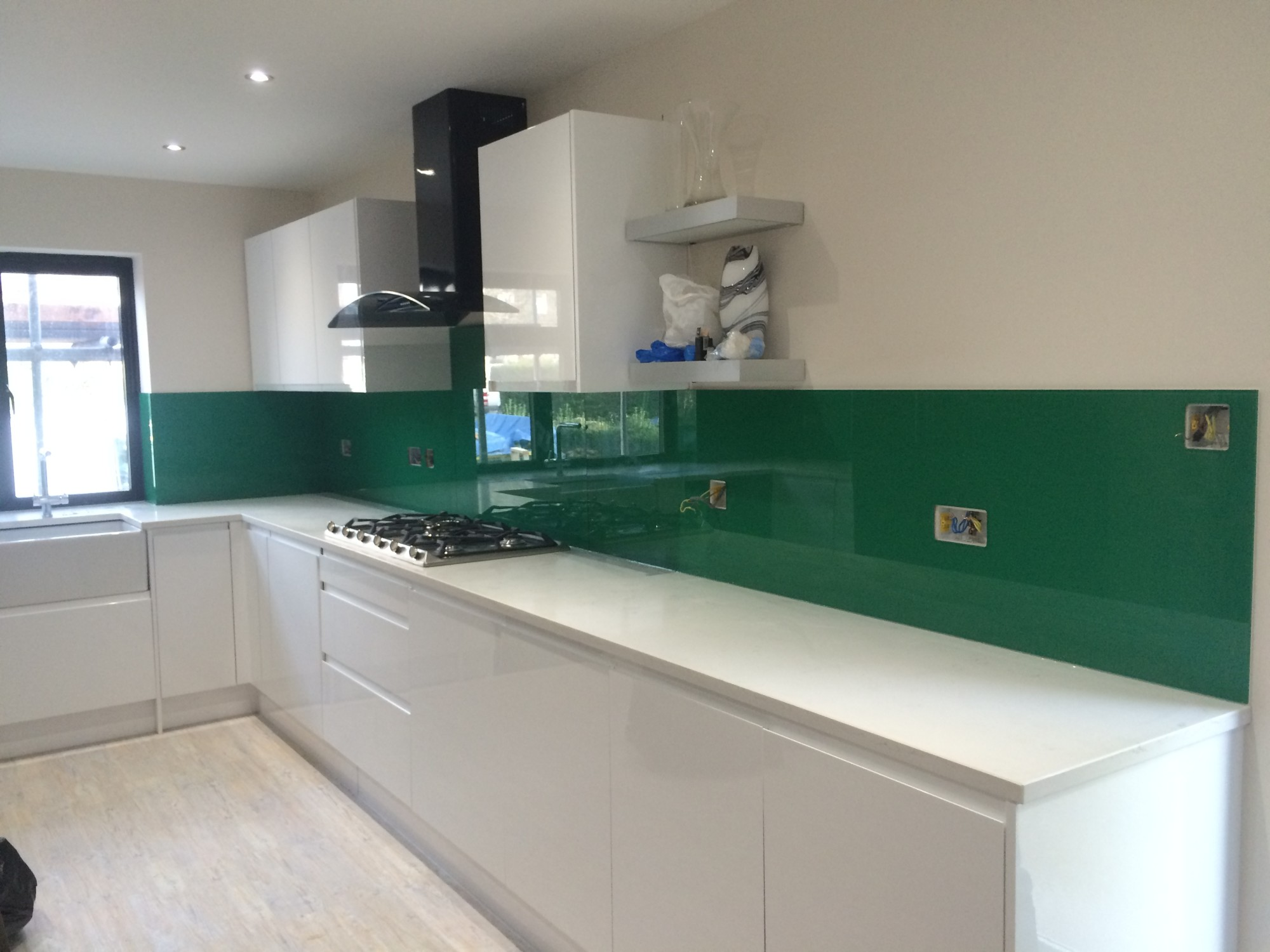 Glass Splashback Ideas For Kitchens